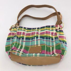 Relic hand bag multi color